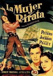 'La Mujer Pirata', de Jacques Tourneur