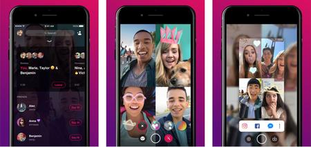 Facebook cierra Bonfire, la app lanzada para reinar en videollamadas grupales entre millenials