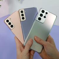 Entregando tu antiguo móvil con Samsung Renove recibes 150 euros adicionales y unos Buds Pro al comprar un Galaxy S21 5G