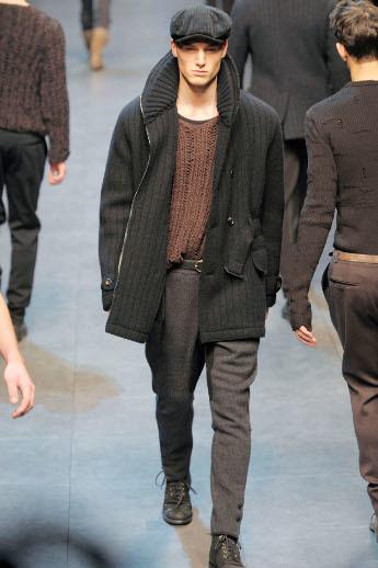 Dolce & Gabbana Otoño-Invierno 2010/2011, en la Semana de la Moda de Milán