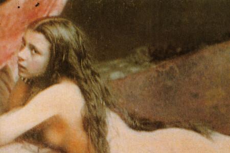Cómo el mercado negro impulsó a la elaboración de arte erótico fotográfico en Europa desde el Daguerrotipo (contenido sensible)