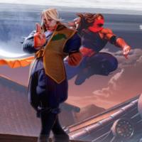 Zeku cerrará la segunda temporada de Street Fighter V. ¡El maestro de Guy entra al ring!