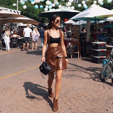 15 faldas de la nueva colección de Zara dispuestas a conquistar el street style