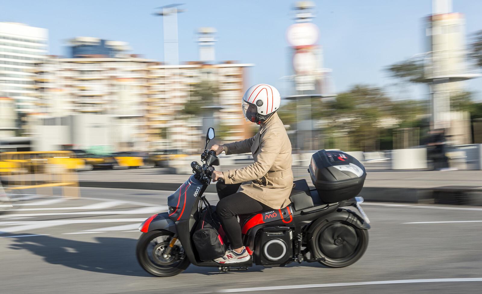 Foto de SEAT MÓ eScooter 125 (1/81)