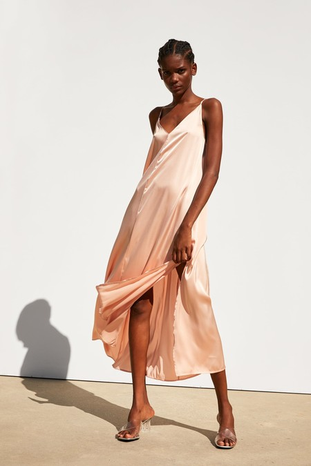 Zara Vestido Verano 2019 04