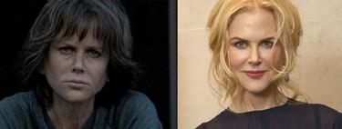 El inquietante cambio de look que ha sufrido Nicole Kidman en la película 'Destroyer'