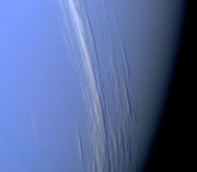 Estos son los vientos más fuertes que se han registrado en todo el Sistema Solar
