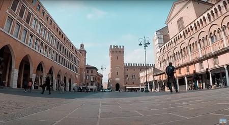 Ferrara en timelapse. Vídeos inspiradores