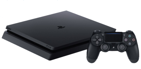 Ps4 Slim Basica 500gb Comprar 2 Ad L