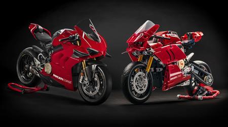 Ducati Panigale V4r Lego Technic 2020