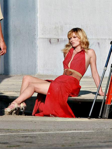 Foto de Kate Moss para Donna Karan, primeras imágenes (3/4)