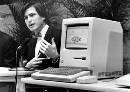 Jobs y el Macintosh 30 aniversario