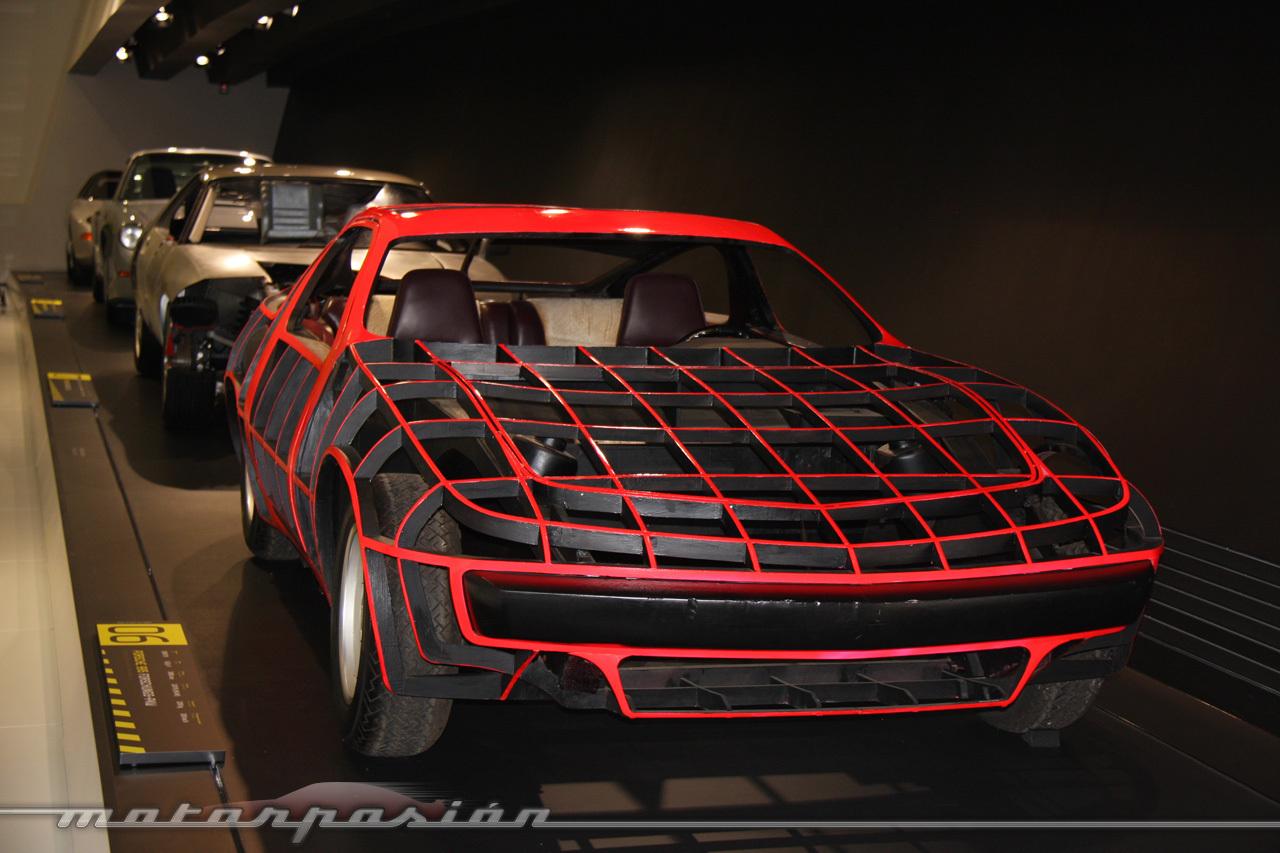 Foto de Museo Porsche - Project: Top Secret! (40/54)