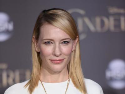Cenicienta despliega su glamour en Los Angeles de la mano de Cate Blanchett y Lily James