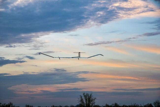 """Zephyr S, el """"avión solar"""" de Airbus impone un nuevo récord al permanecer casi 26 días en el aire durante su primer vuelo"""