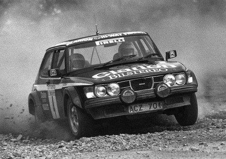 Saab planea aterrizar en el WRC para 2012