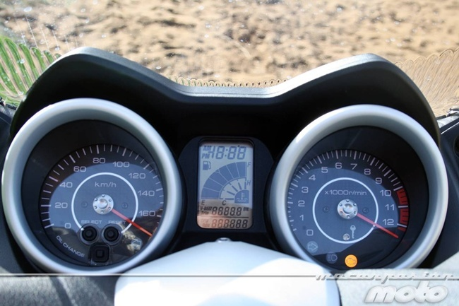 Yamaha T-MAX 125