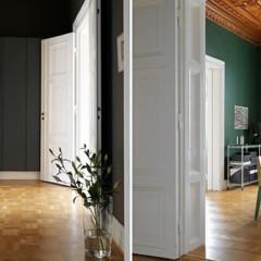 Foto 3 de 5 de la galería puertas-abiertas-un-elegante-apartamento-en-estocolmo en Decoesfera