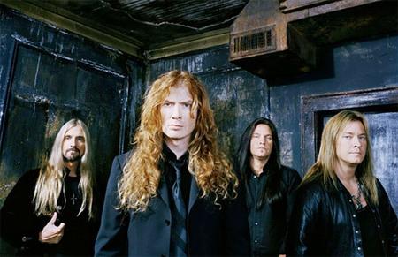 Megadeth protagonizará un nuevo videojuego musical
