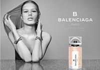 Alexander Wang lanza su primera fragancia para Balenciaga