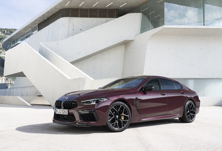 BMW M8 Gran Coupe 32