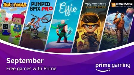 Effie y Outcast Second Contact entre los juegos para descargar gratis con Prime Gaming en septiembre