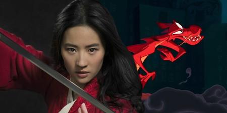 'Mulán': las razones de la directora para la ausencia de Mushu en la película de Disney+ difieren con las del productor