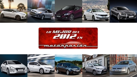 Mejor híbrido: lo mejor de 2012 en Motorpasión