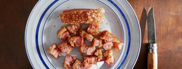 Torrezno de Soria: cómo cocinarlo para que quede crujiente por fuera y jugoso por dentro