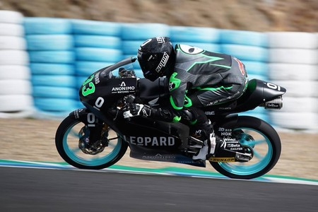 Enea Bastianini Jerez Moto3 2018
