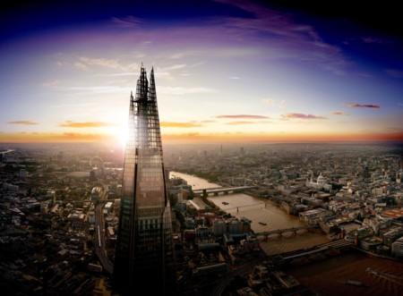 Esto es lo que hace especial a The Shard, el nuevo emblema de Londres