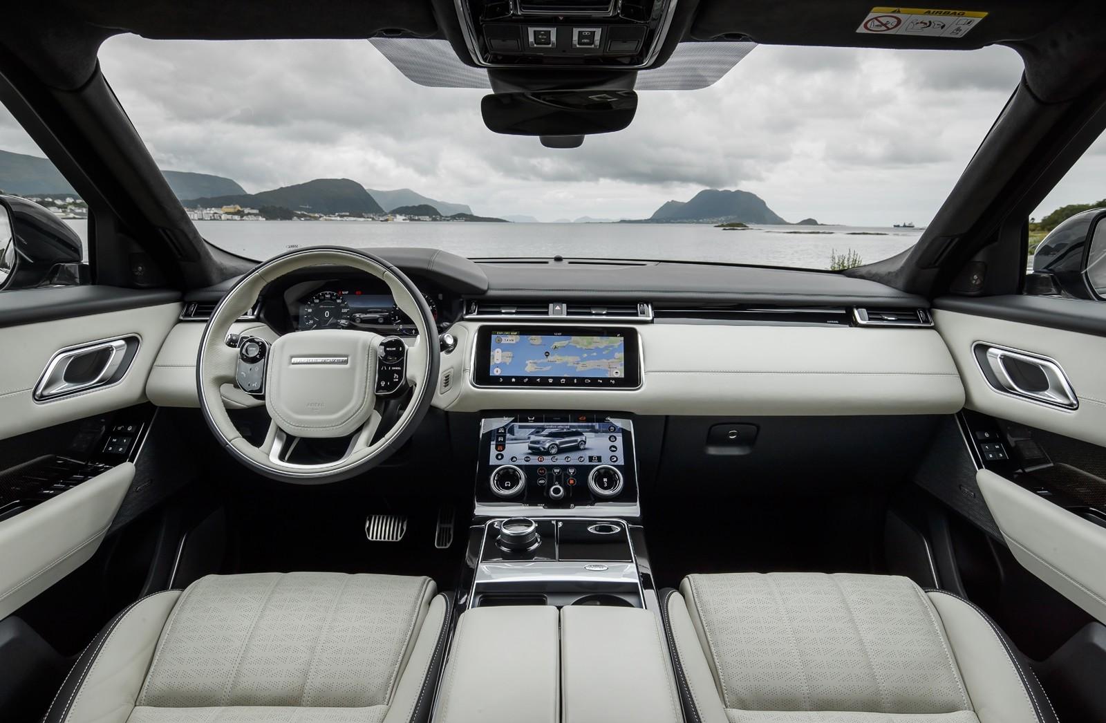 Foto de Range Rover Velar First Edition (18/56)