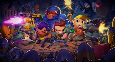 Twitch Prime regala temporalmente cinco juegos de Devolver Digital, entre ellos Ape Out, Enter the Gungeon o Gato Roboto