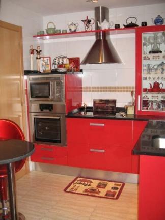Enséñanos tu casa: la cocina de Lorena