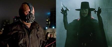 Las siete mejores películas para ver gratis en abierto este fin de semana (28-30 de mayo): 'V de Vendetta', 'El caballero oscuro: La leyenda renace' y más