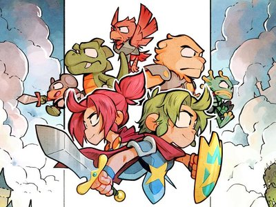 El desarrollo de Wonder Boy: The Dragon's Trap ha concluido y ha pasado a fase gold en consolas