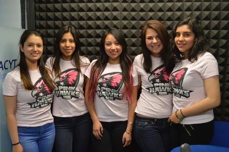 Pinkhawks 1