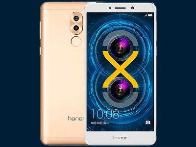 Huawei Honor 6X, en versión con 3+32GB, por 169 euros y envío gratis desde España