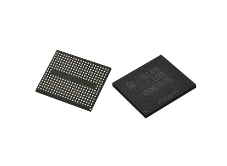 Samsung Electronics Fifth Generation V Nand4