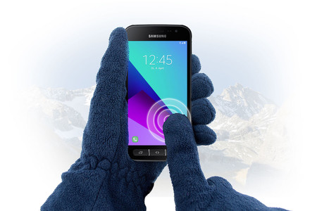 Galaxy Xcover4 Feature Handschuhe1