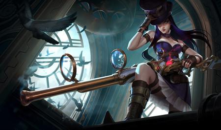 League of Legends tiene mejoras para tres tiradores en el PBE