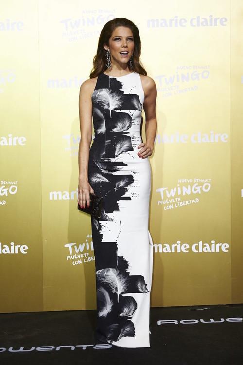 Echamos un vistazo a los looks de la alfombra roja del Prix de la moda Marie Claire 2015