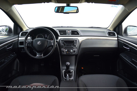 Suzuki Ciaz 2016 Mexico 4