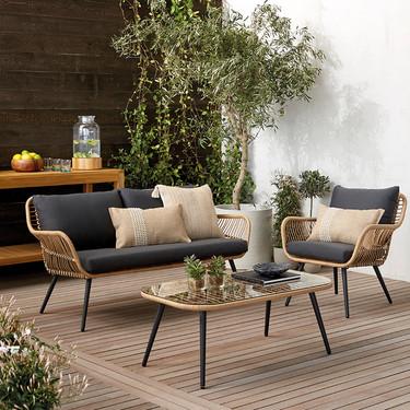 23 elementos para montar una terraza o un balcón de revista y disfrutar al máximo del exterior de tu casa