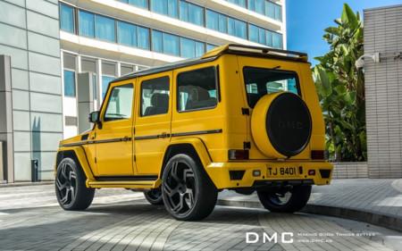 Mercedes Clase G Dmc 110