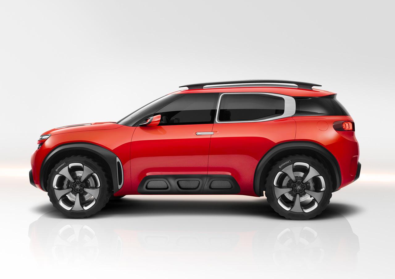 Foto de Citroën Aircross Concept (3/5)