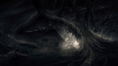 Darkwood, el juego de terror que llegó a estar oficialmente disponible en Pirate Bay, aterrizará en consolas