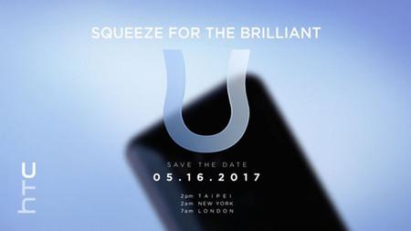Se filtra imagen con las especificaciones del nuevo HTC U 11: un teléfono con marcos táctiles