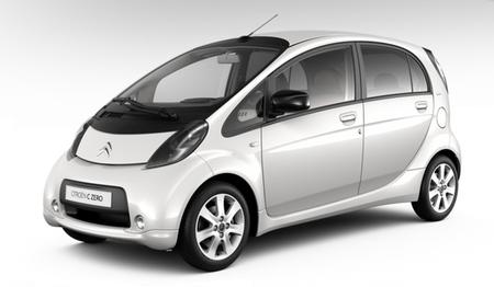 Citroën C-Zero blanco