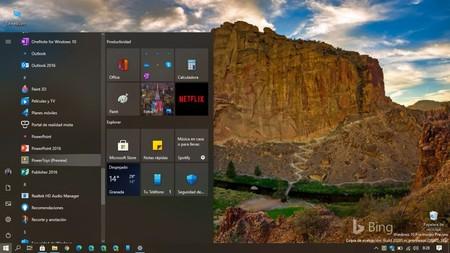 La versión 0.22.0 de las PowerToys para Windows 10 ya permiten silenciar el audio y el vídeo cuando usamos la webcam de nuestro PC